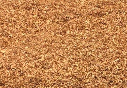 mulching soft fall pine bark mulch